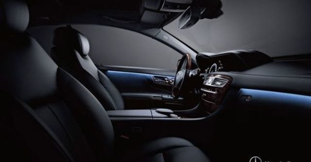 2013 M-Benz CL-Class CL500 BlueEFFICIENCY  第8張相片