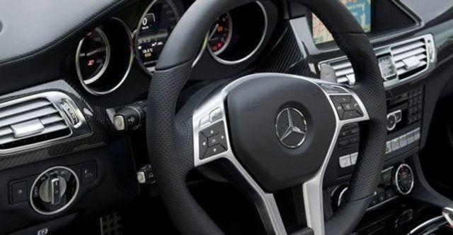 2013 M-Benz CLS Shooting Brake CLS63 AMG  第4張相片