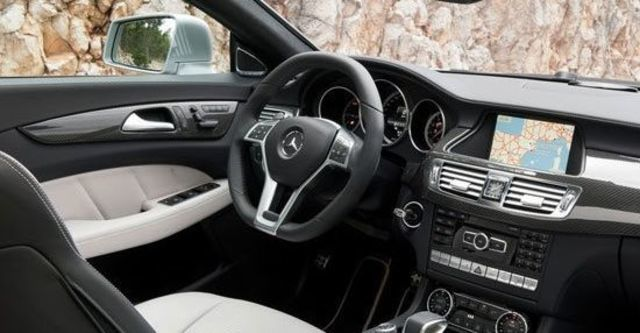 2013 M-Benz CLS Shooting Brake CLS63 AMG  第6張相片
