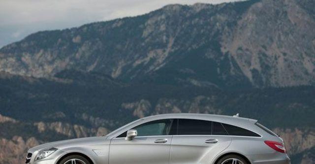 2013 M-Benz CLS Shooting Brake CLS63 AMG  第8張相片