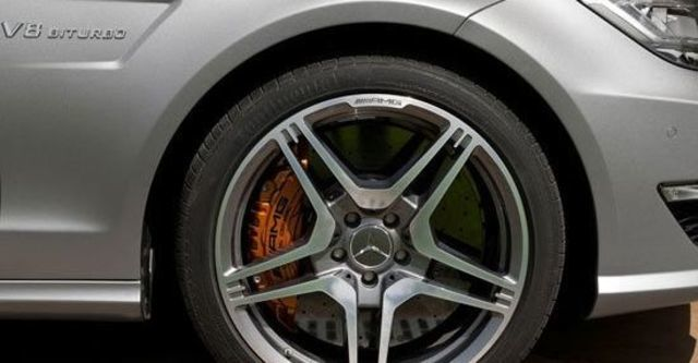 2013 M-Benz CLS Shooting Brake CLS63 AMG  第9張相片