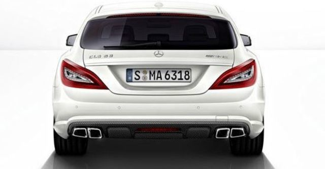 2013 M-Benz CLS Shooting Brake CLS63 AMG  第10張相片