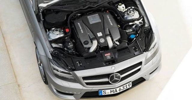 2013 M-Benz CLS Shooting Brake CLS63 AMG  第11張相片