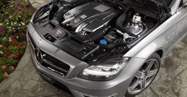 2013 M-Benz CLS-Class CLS63 AMG  第4張相片