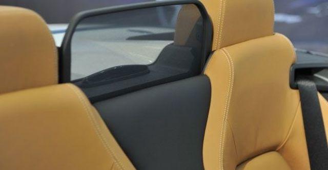 2013 M-Benz E-Class Cabriolet E350 BlueEFFICIENCY  第11張相片