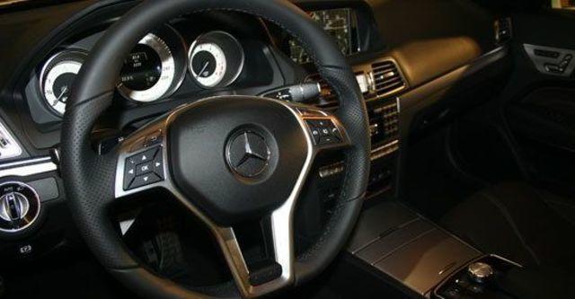 2013 M-Benz E-Class Coupe(NEW) E200  第6張相片