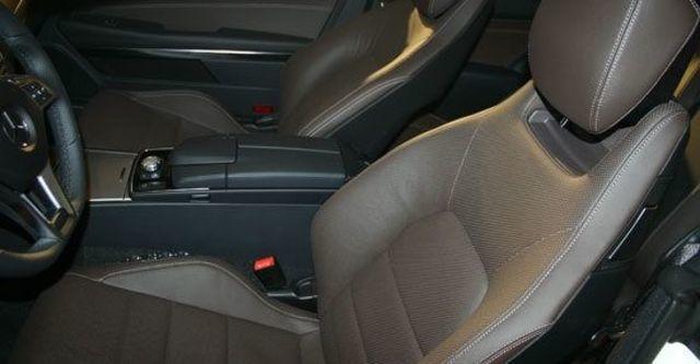2013 M-Benz E-Class Coupe(NEW) E200  第8張相片