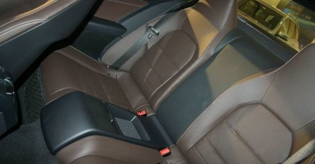 2013 M-Benz E-Class Coupe(NEW) E200  第9張相片