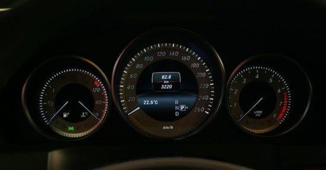 2013 M-Benz E-Class Coupe(NEW) E200  第10張相片