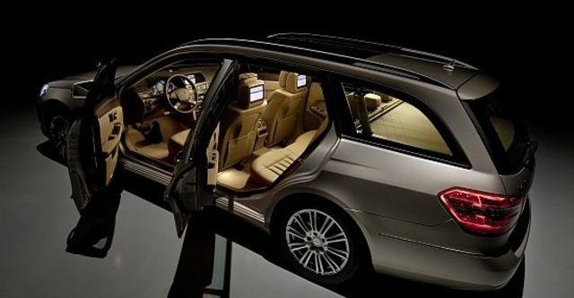 2013 M-Benz E-Class Estate E220 CDI BlueEFFICIENCY  第12張相片