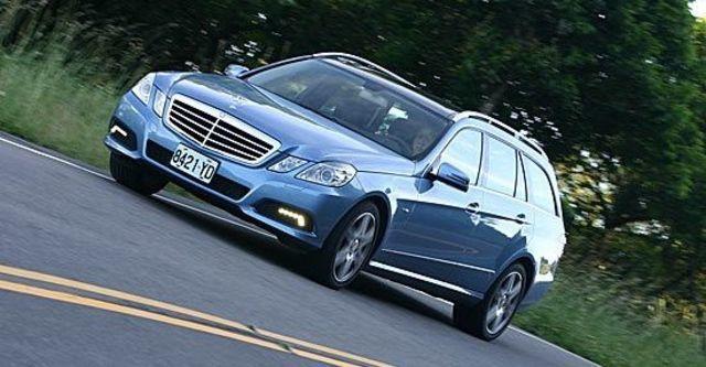 2013 M-Benz E-Class Estate E250 BlueEFFICIENCY  第1張相片