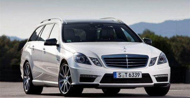2013 M-Benz E-Class Estate E63 AMG  第7張相片