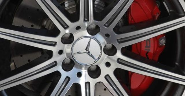 2013 M-Benz E-Class Estate E63 AMG  第9張相片