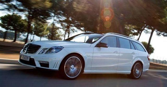 2013 M-Benz E-Class Estate E63 AMG  第11張相片