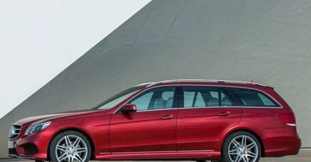 2013 M-Benz E-Class Estate(NEW) E200 Avantgarde  第3張相片