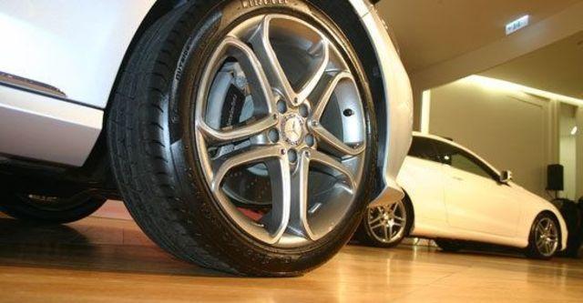 2013 M-Benz E-Class Estate(NEW) E200 Avantgarde  第5張相片