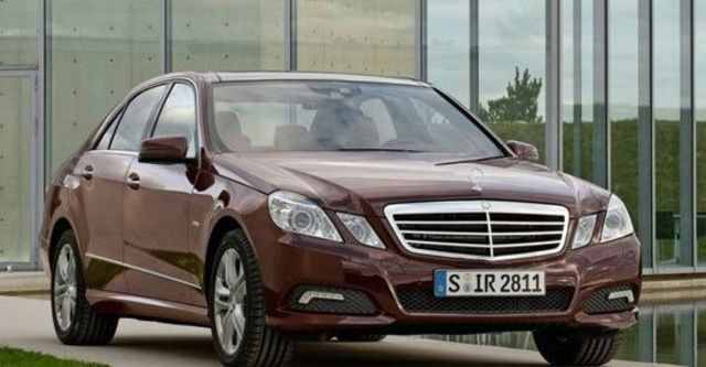 2013 M-Benz E-Class Sedan E220 CDI BlueEFFICIENCY Avantgarde  第10張相片