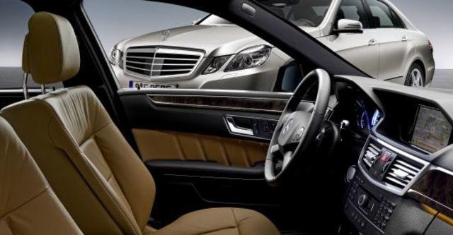 2013 M-Benz E-Class Sedan E350 CDI BlueEFFICIENCY Avantgarde  第7張相片