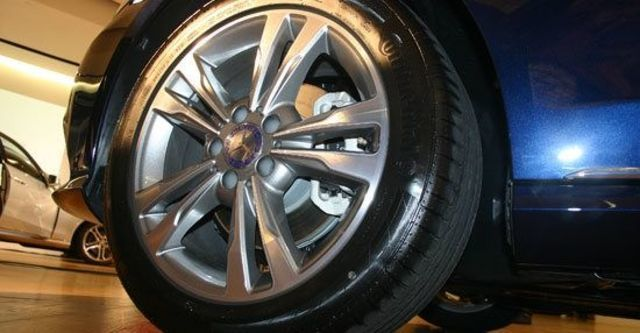 2013 M-Benz E-Class Sedan(NEW) E300 BlueTEC Hybrid Avantgarde  第5張相片