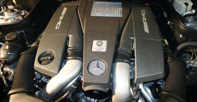 2013 M-Benz E-Class Sedan(NEW) E63 AMG  第10張相片