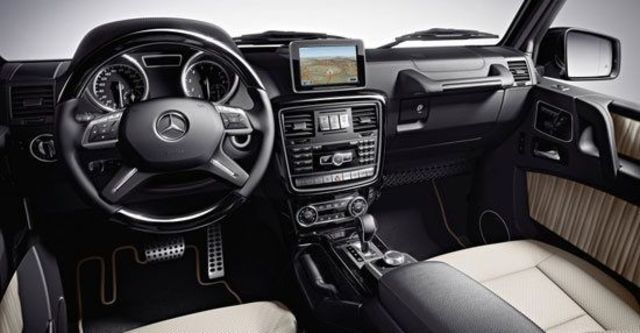 2013 M-Benz G-Class G350 BlueTEC L  第4張相片