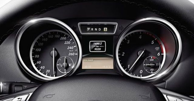 2013 M-Benz G-Class G350 BlueTEC L  第5張相片
