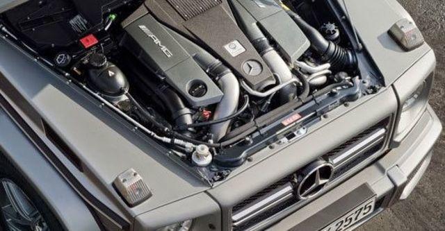 2013 M-Benz G-Class G63 AMG L  第3張相片