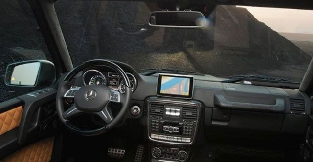 2013 M-Benz G-Class G63 AMG L  第5張相片