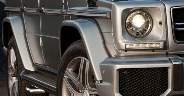 2013 M-Benz G-Class G63 AMG L  第8張相片