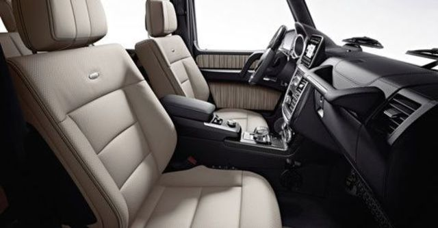 2013 M-Benz G-Class G63 AMG L  第9張相片