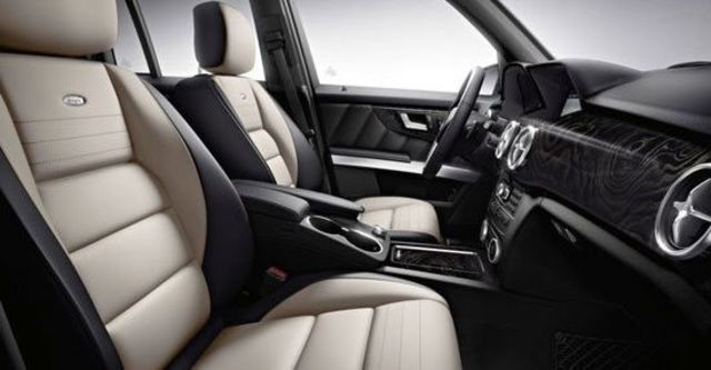 2013 M-Benz GLK-Class GLK220 CDI 4MATIC BlueEFFICIENCY豪華版  第7張相片