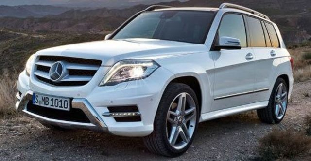 2013 M-Benz GLK-Class GLK300 4MATIC BlueEFFICIENCY  第1張相片