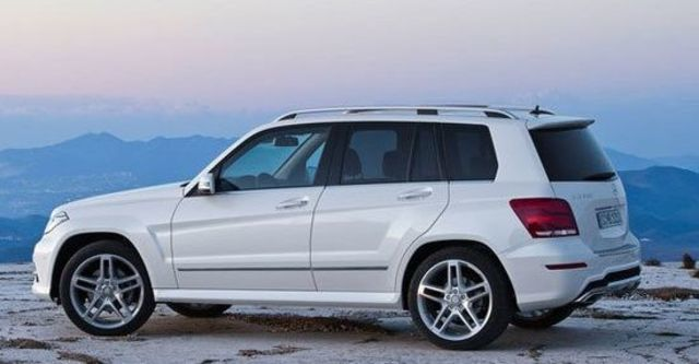 2013 M-Benz GLK-Class GLK300 4MATIC BlueEFFICIENCY  第3張相片