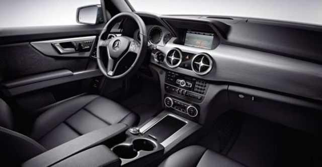 2013 M-Benz GLK-Class GLK300 4MATIC BlueEFFICIENCY  第5張相片
