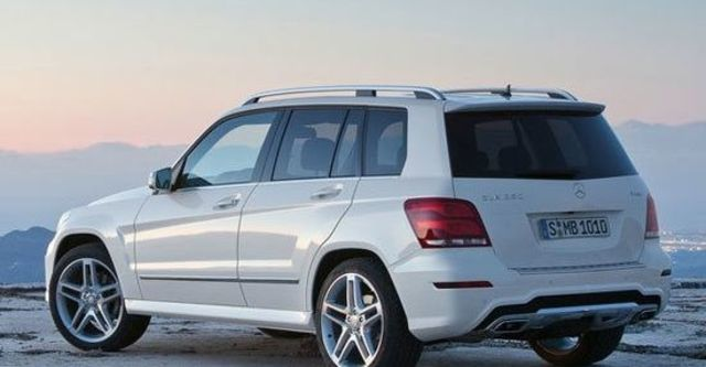 2013 M-Benz GLK-Class GLK300 4MATIC BlueEFFICIENCY  第6張相片