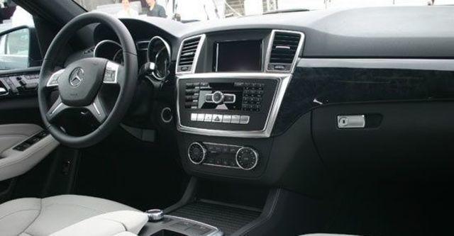 2013 M-Benz M-Class ML350 BlueTEC 4MATIC  第5張相片
