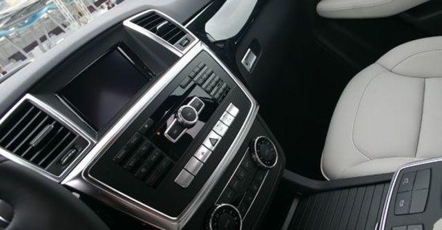 2013 M-Benz M-Class ML350 BlueTEC 4MATIC  第7張相片