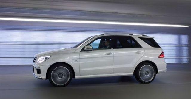 2013 M-Benz M-Class ML63 AMG  第7張相片
