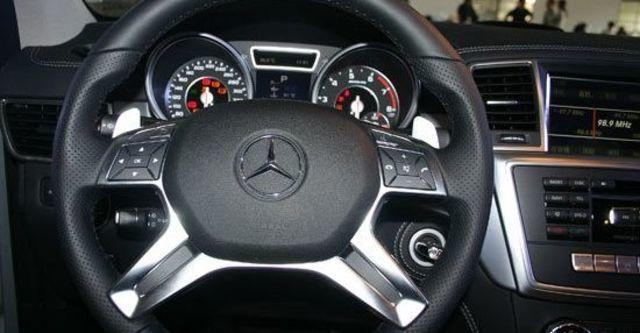 2013 M-Benz M-Class ML63 AMG  第10張相片