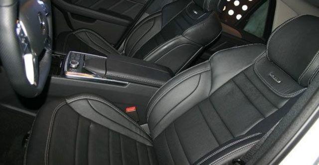 2013 M-Benz M-Class ML63 AMG  第11張相片