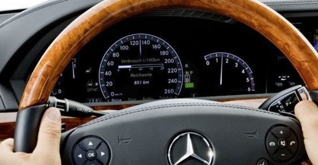 2013 M-Benz S-Class S350 L BlueEFFICIENCY  第6張相片