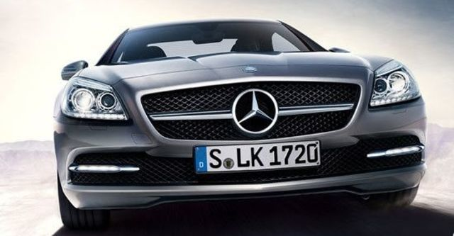2013 M-Benz SLK-Class SLK200 BlueEFFICIENCY  第1張相片