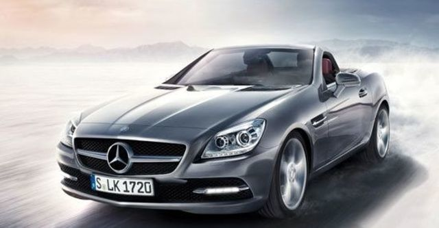 2013 M-Benz SLK-Class SLK200 BlueEFFICIENCY  第3張相片