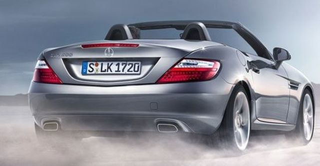 2013 M-Benz SLK-Class SLK200 BlueEFFICIENCY  第9張相片
