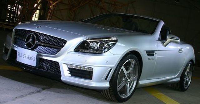 2013 M-Benz SLK-Class SLK55 AMG  第1張相片