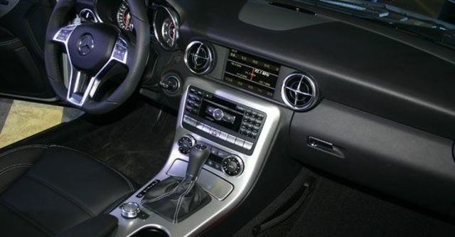 2013 M-Benz SLK-Class SLK55 AMG  第7張相片