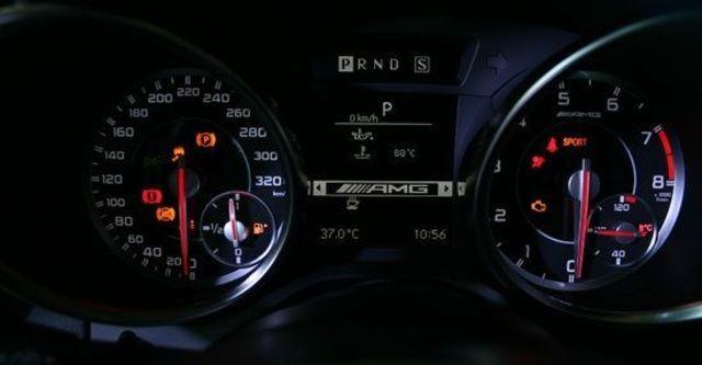 2013 M-Benz SLK-Class SLK55 AMG  第9張相片