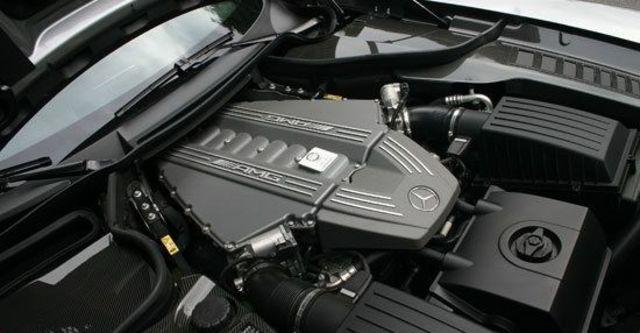 2013 M-Benz SLS AMG Roadster 6.3  第4張相片