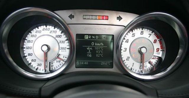 2013 M-Benz SLS AMG Roadster 6.3  第7張相片