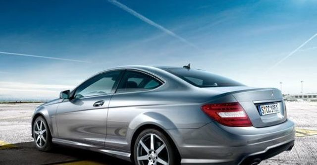 2012 M-Benz C-Class Coupe C250 BlueEFFICIENCY  第3張相片